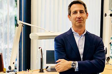 François-Xavier Hotier, President Ulysse Nardin Americas