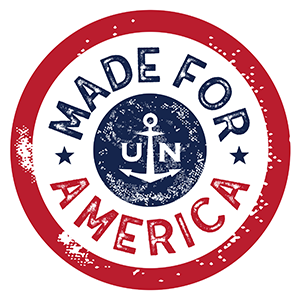 Made for America stamp