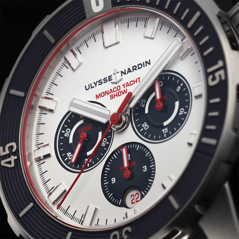 Diver Chronograph Monaco