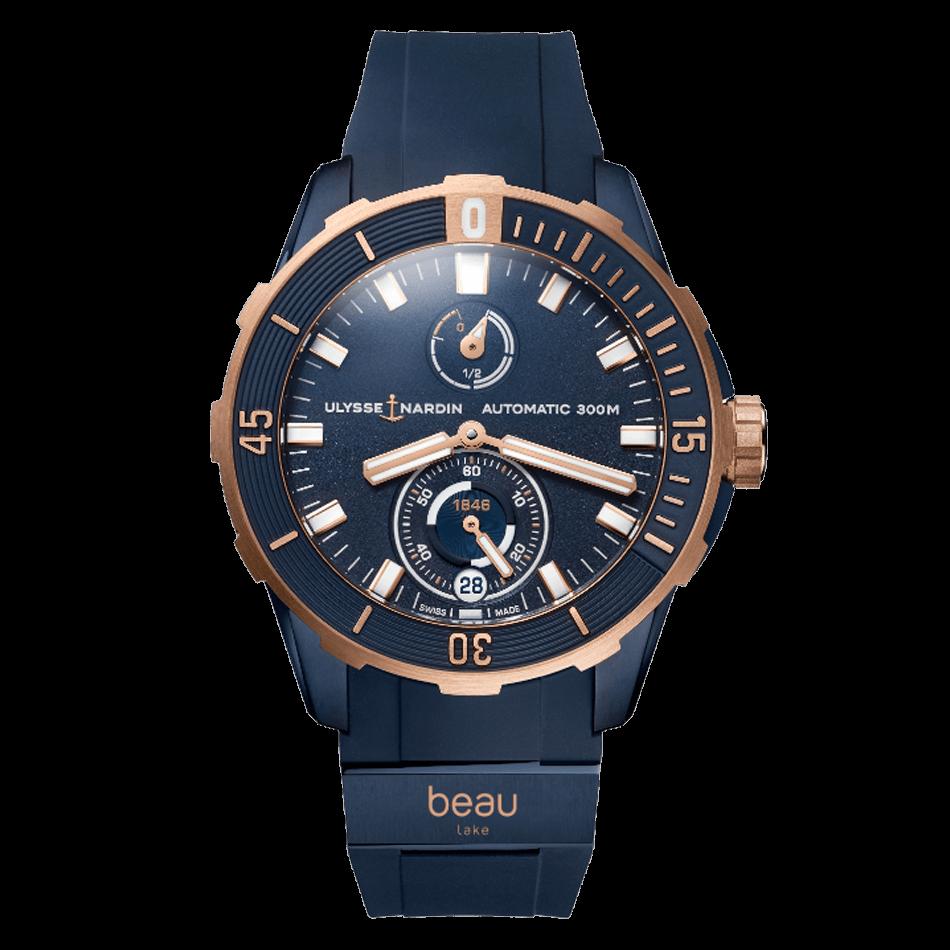 Diver Chronometer 44mm