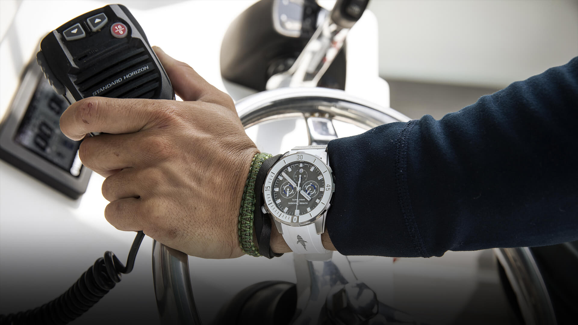 Diver Chronograph Great White