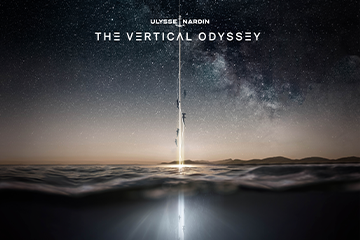 The Vertical Odyssey